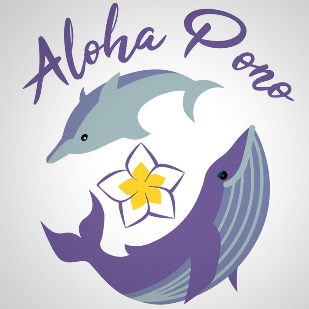 Aloha Pono - Lomi Lomi Massage Logo